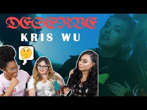 KRIS WU DESERVE [FEAT. TRAVIS SCOTT] MV REACTION || TIPSY CPOP