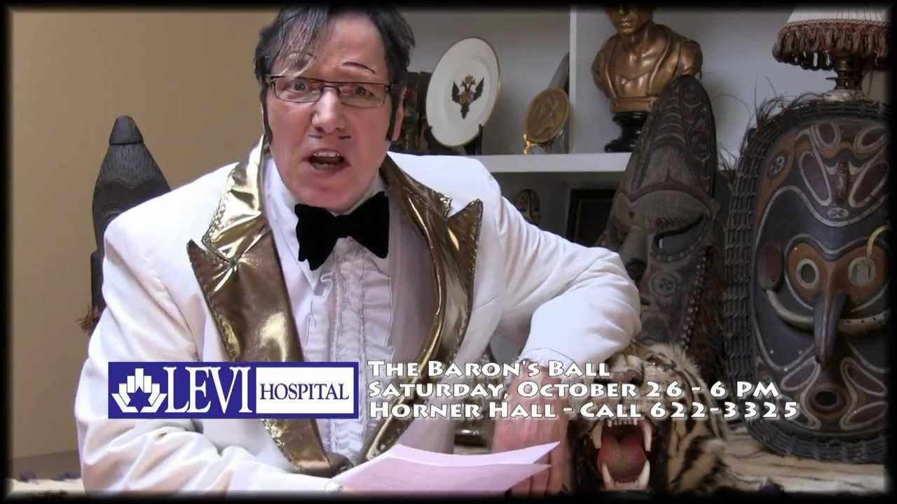 Levi Hospital Baron's Ball TV Commercial