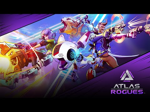 Gamigo Officially Announces Atlas Rogues with Announcement Trailer - Early Access November 18th
