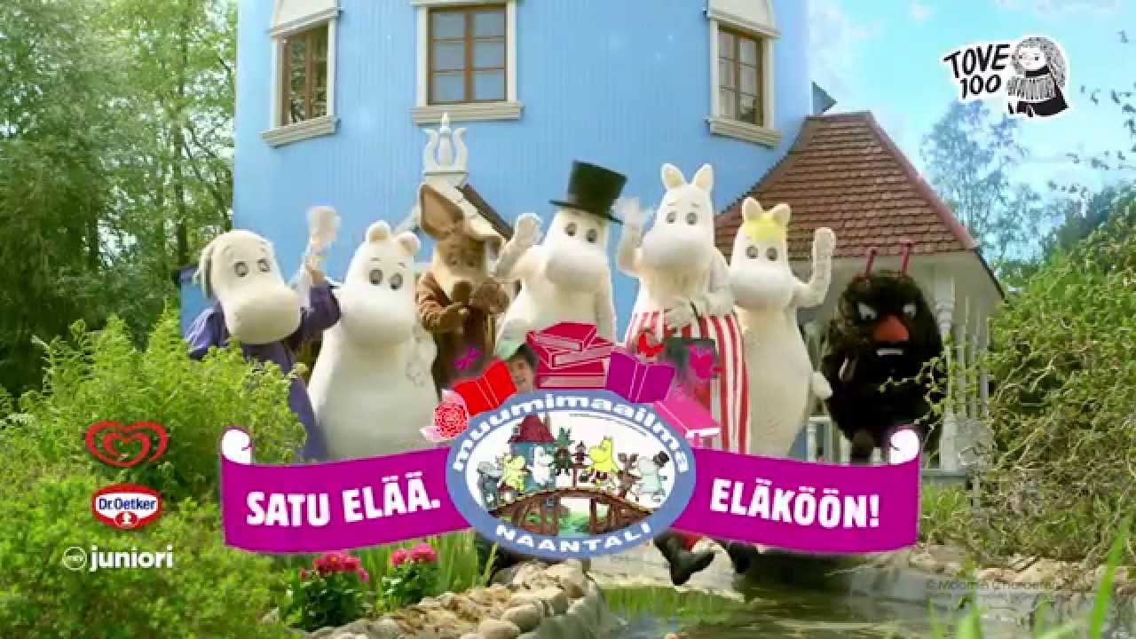 Moominworld Theme Park