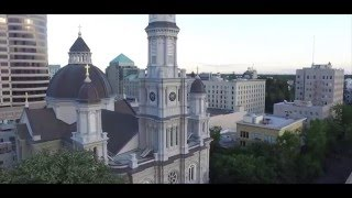 Drone Flight Around Sacramento, CA (Part 1)