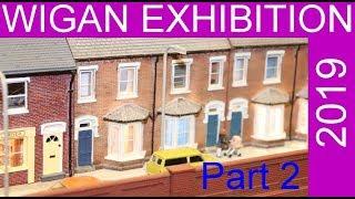 Wigan Model Railway Exhibition 2019 Part 2