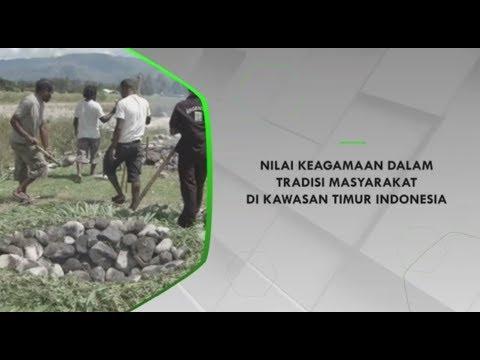 Nilai Keagamaan Masyarakat Indonesia Timur