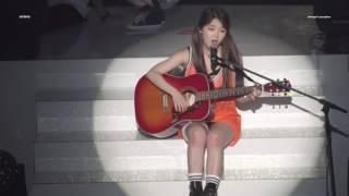 "Oh My Girl's Seunghee breaks down in tears singing 2NE1's ""Ugly"" FULL"