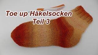 Socken Häkeln Einfach Toe Up Mit Year Socks Von Veronika Hug самые