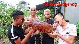 Hữu Bộ | Nhím Nướng Siêu Cay | Grilled Hedgehog