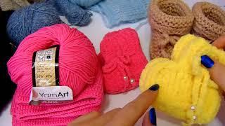 Болталка. Пришлось набрать заказов) Вяжу для магазина. Процессы.  Роспуск свитера.