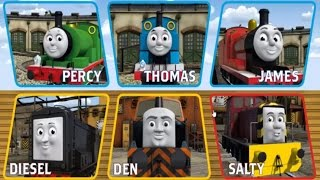 Play Thomas And Friends Best Kids Games