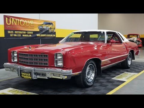 1977 Chevrolet Monte Carlo (CC-1415483) for sale in Mankato, Minnesota