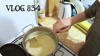Влог 21.04.17 Тяп-ляп вкусняшки