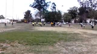 preview picture of video 'Torneo de Rugby Intercolegial - Orán - 1 Tiempo - Mie240914'