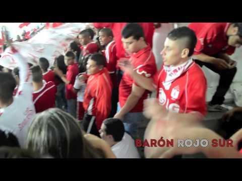 """""""Yo Soy De La Mecha - Barón Rojo Sur Colombia - América vs LDU de Quito"""" Barra: Baron Rojo Sur • Club: América de Cáli"""