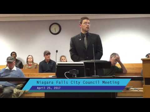 April 25, 2017 City Council Meeting