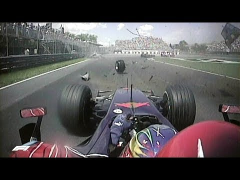 5 Crazy Onboards | Canadian Grand Prix