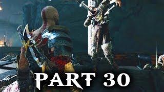 God of War  Gameplay Walkthrough Part 30 - FAMILY BUSINESS (WHETSTONE)