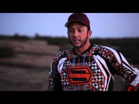 2014 Zero FX Dirt Bike Review