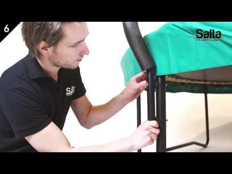 Salta First Class trampoline rond