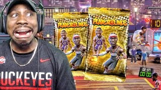 PULLING LEGENDS IN 1ST EVER PACK OPENING! NBA Playgrounds Gameplay Ep. 1