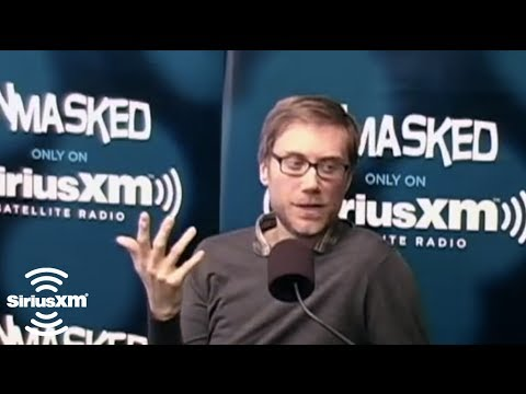 "Stephen Merchant: Ricky Gervais ""Like A Mob Boss"" // SiriusXM // Raw Dog MAR 2012"