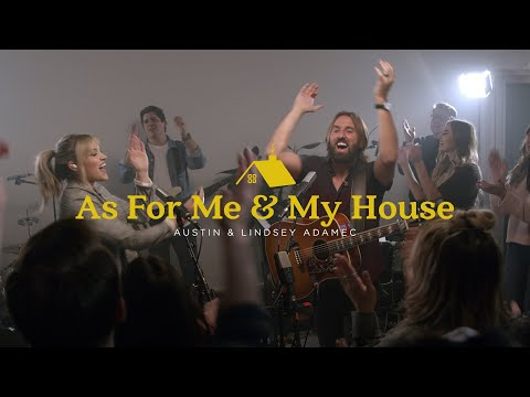 As For Me And My House - Youtube Live Worship