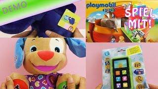 Welches Spielzeug eignet sich für Kleinkinder Spielzeug Geschenktipps Empfehlungen