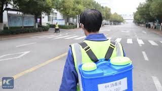 Chinese companies resume operations cautiously amid novel coronavirus outbreak