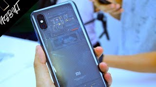 Xiaomi Mi 8 - UGLY & THE BEAST!