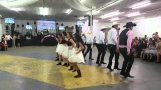 Daniela's Quinceañera Baile Sorpresa