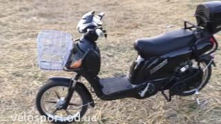 Электровелосипед Azimut FLH 001 48v/350w за 460 у.е честный отзыв