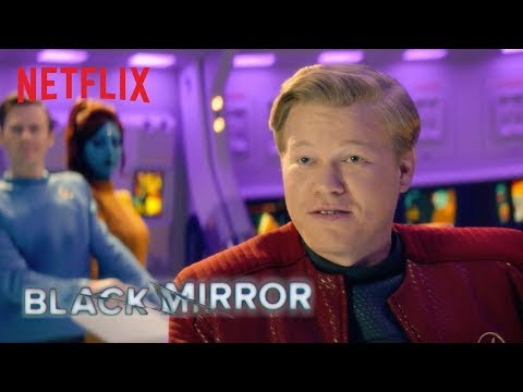 Black Mirror - U.S.S. Callister | Official Trailer [HD] | Netflix