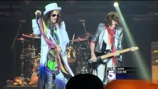 SPOTLight:  Aerosmith's Joe Perry Chats Sex, Drugs and Steven Tyler