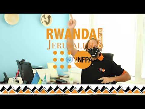 Jerusalema challenge by team  @UNFPARwanda
