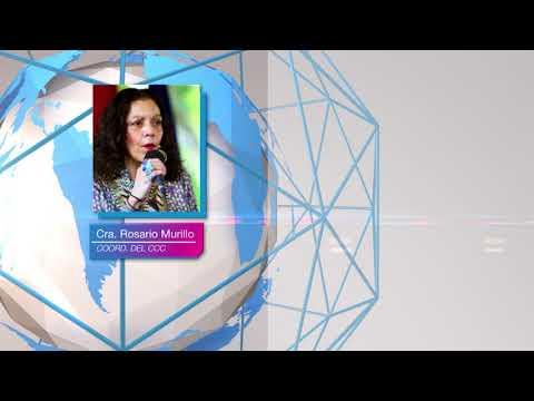 Mensaje del Presidente Comandante Daniel Ortega y Compañera Rosario al Primer Ministro de Granada