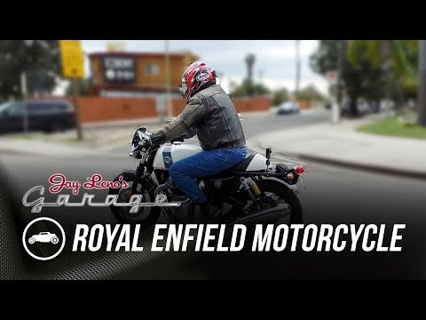 2019 Royal Enfield Motorcycle – Jay Leno's Garage