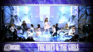 [COLLAB] SNSD - THE BOYS & THE GIRLS