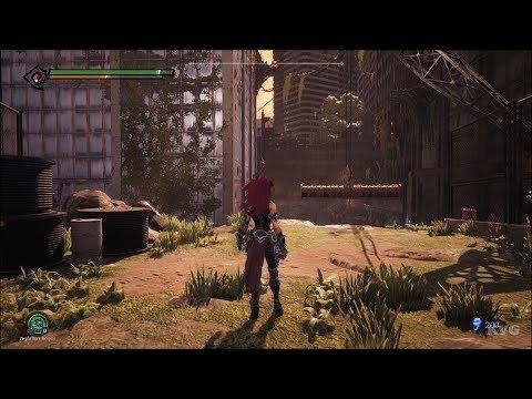 Darksiders 3 Gameplay (PS4 HD) [1080p60FPS]