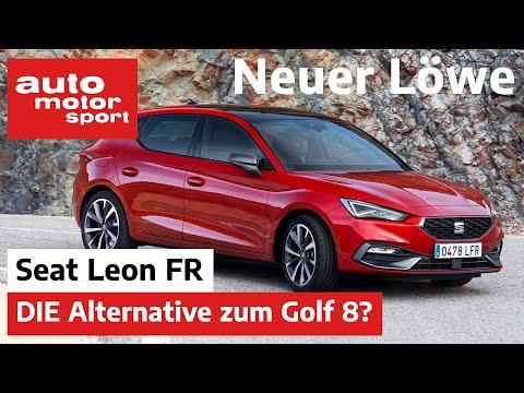 Seat Leon FR 1.5 eTSI (2020): Die Alternative zum Golf 8? - Vorfahrt (Review) I auto motor und sport