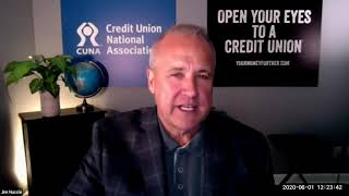 Congratulating the 2020 Credit Union Hero of the Year