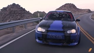 Volkswagen R32 Wide Body by HPA (450 at the wheels) -- /TUNED