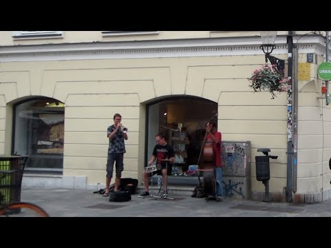Glasba v stari Ljubljani - Jazz trio