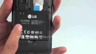Demo điện thoại LG OPTIMUS 3D SU760 trên tinh tế
