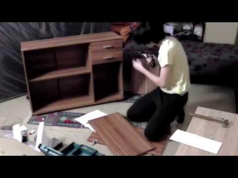 Let's Roller #03 - Sideboard für die Küche