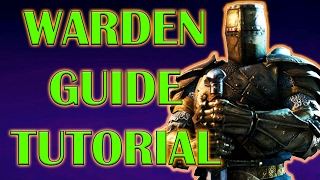 For Honor - High Level Warden Guide - Playstyle, Tips and Tricks - by Mege