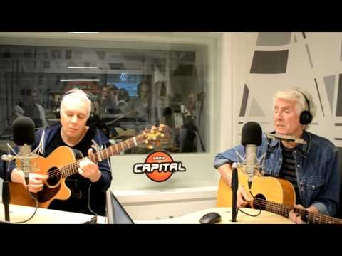 Graham Nash Live a Radio Capital - My self at last