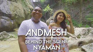 NYAMAN – ANDMESH   BTS Music Video