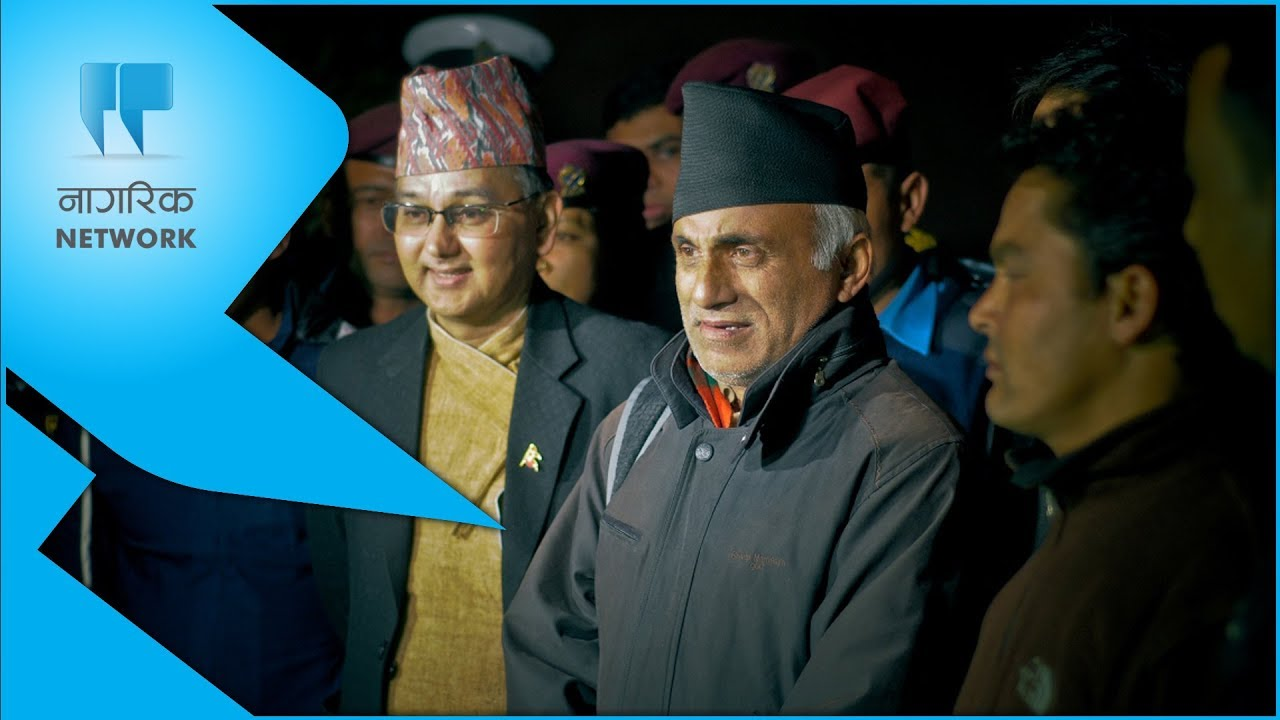 Dr. Govinda KC slams govt for 'abducting' him (with video)