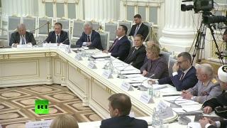 Путин на заседании Российского организационного комитета «Победа» — LIVE