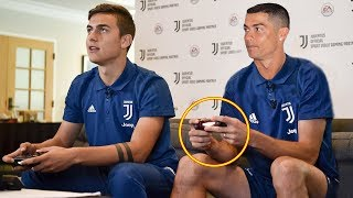 Download Video Famous Footballer Playing FIFA ft. Ronaldo, Messi, Pogba |HD MP3 3GP MP4