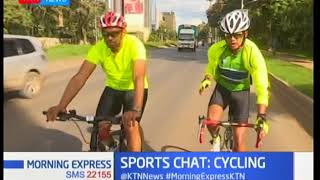 What's the possibility of successfully cycling to and from work    Morning Express Sportschat