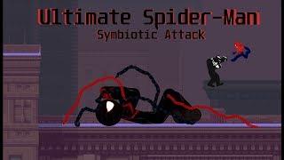 Ultimate Spider-Man: Symbiotic Attack Official Trailer (Рисуем Мультфильмы 2)